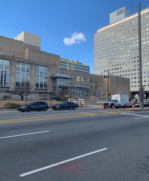 Philadelphia School District Headquarters Building