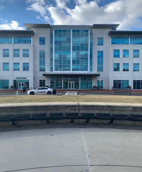 Camden ferry Terminal Office Building