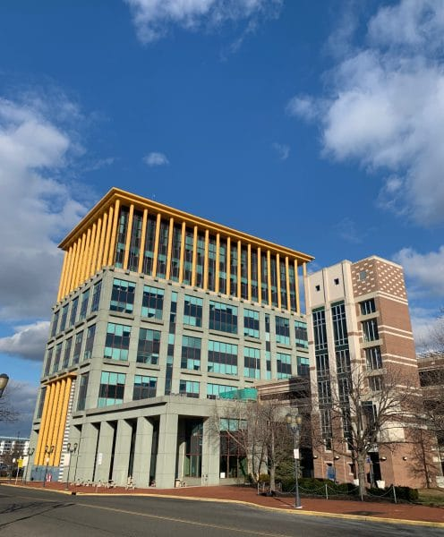 Delaware River Port Authority Headquarters Building