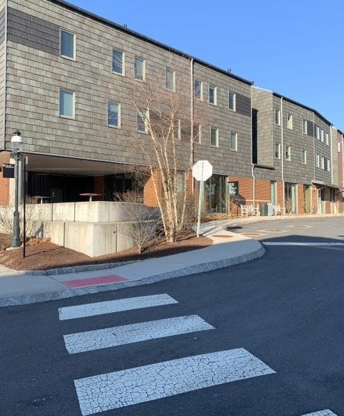 Princeton University - Lakeside Graduate Student Housing
