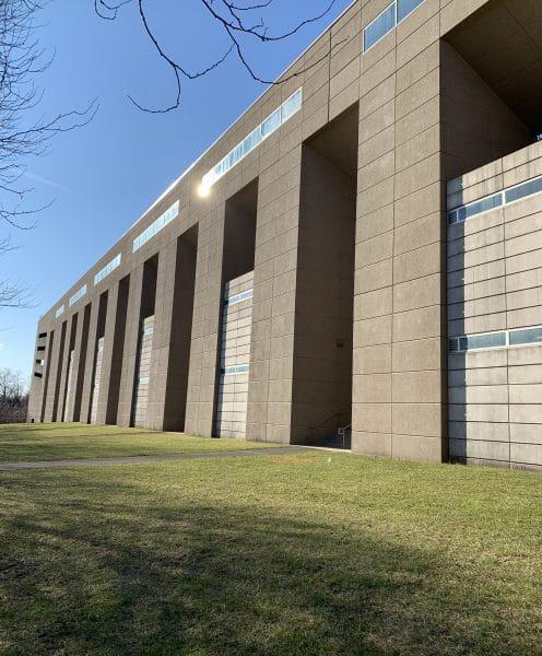 Princeton University - Caldwell Fieldhouse and Medical Training